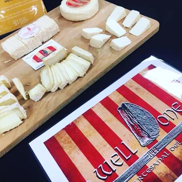 Los quesos están hechos con leche cruda de cabra Florida. Todas las fotos han sido cedidas por la quesería.