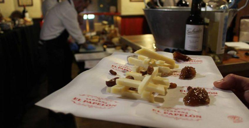 El Papelón de los quesos