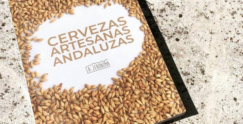 La librotaberna La Jerónima edita una guía sobre cervezas artesanas andaluzas