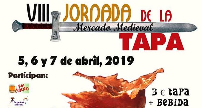 Del 5 al 7 de abril. El Ronquillo. VIII Jornada de la Tapa y Mercado Medieval
