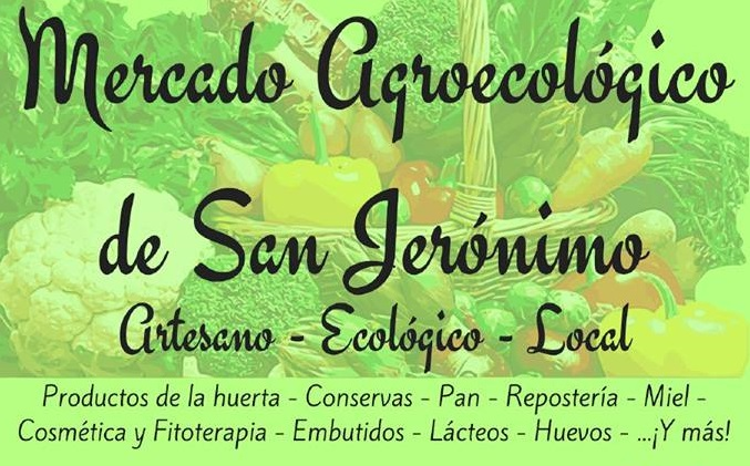 30 de marzo. Sevilla. Mercado agroecológico San Jerónimo.
