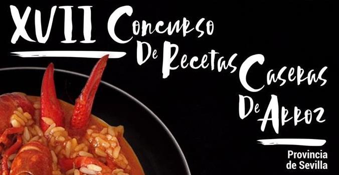 6 de abril. Gelves. Concurso Recetas Caseras Arroz Provincia de Sevilla