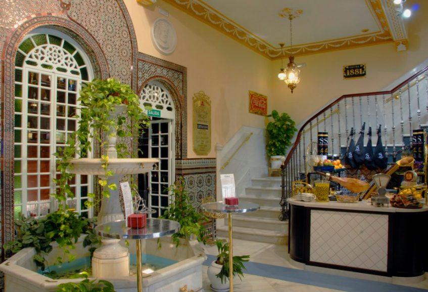 Instalaciones del restaurante Cuna2, perteneciente a Baco. Foto cedida por el establecimiento.