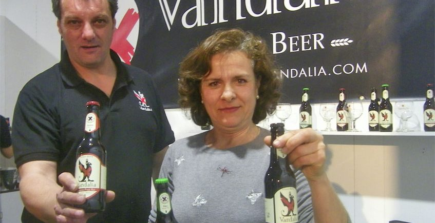 Premios internacionales para la cerveza utrerana Vandalia