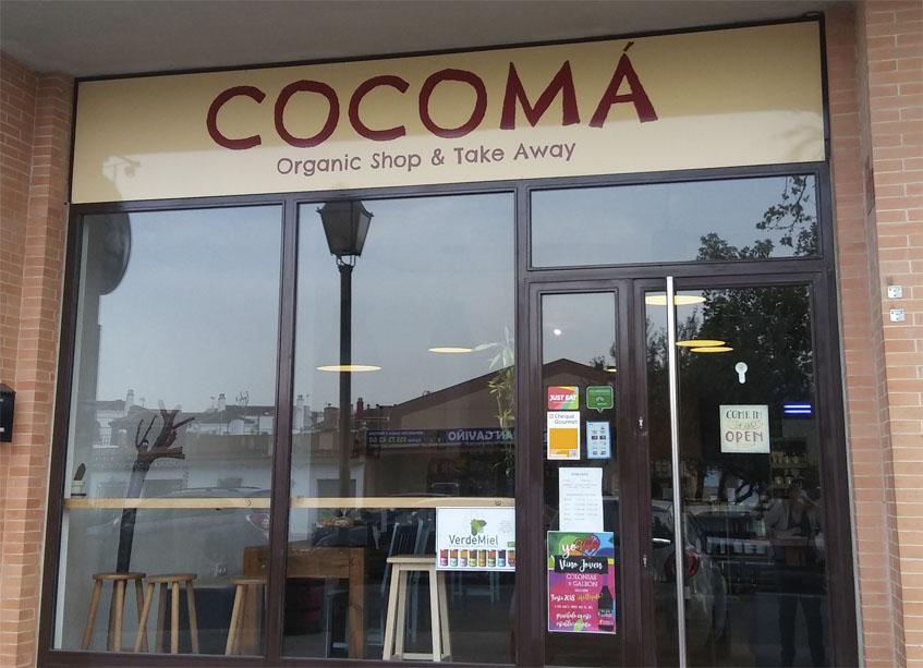 Vista exterior de Cocomá. Foto: Cosasdecome