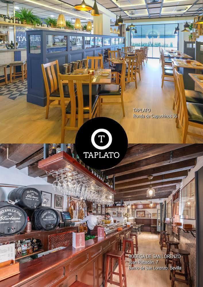 Los dos establecimientos de Ricardo Laguillo. Foto cedida por el propietario.