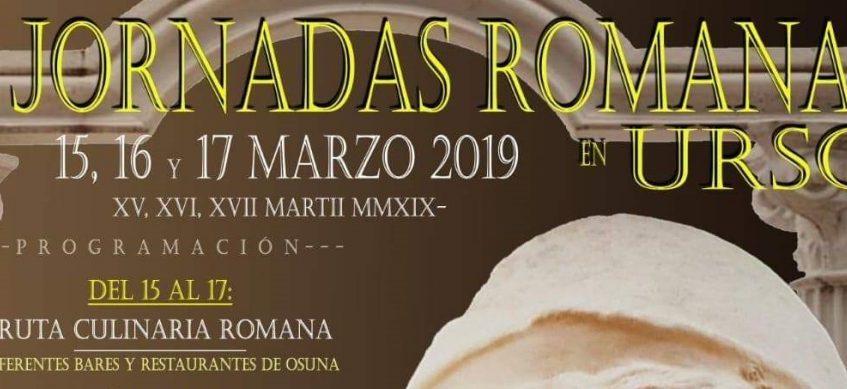 15 al 17 de marzo. Osuna. Ruta Culinaria y Gustatio Romana.