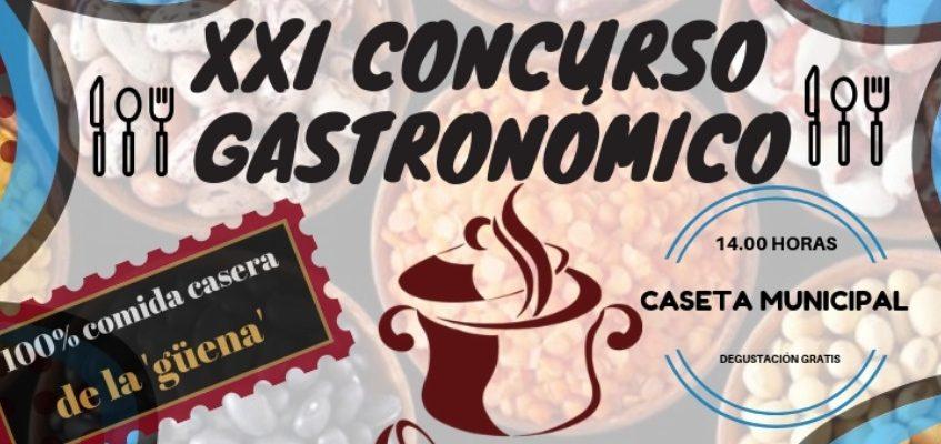 14 de marzo. El Cuervo. Concurso Gastronómico de guisos y degustación.