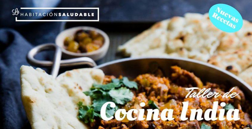 25 de abril. Sevilla. Taller de iniciación a la cocina india.
