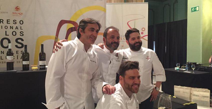 Los vinos andaluces se visten de gala en Madrid