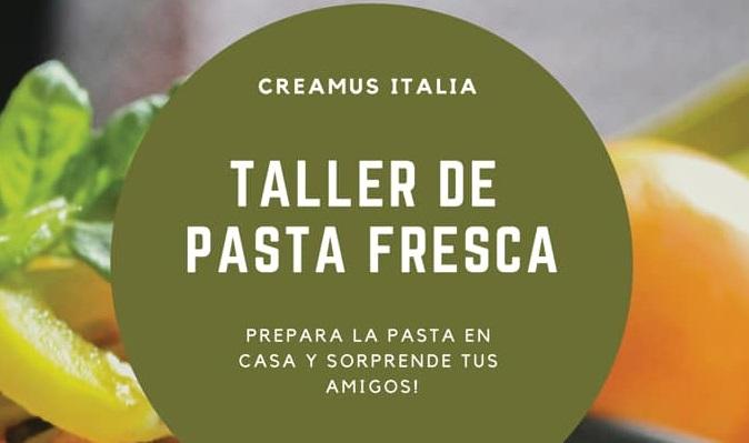 26 de abril. Sevilla. Taller de elaboración de pasta.