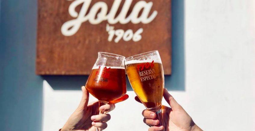 25 de abril. Sevilla. Cata de cervezas.