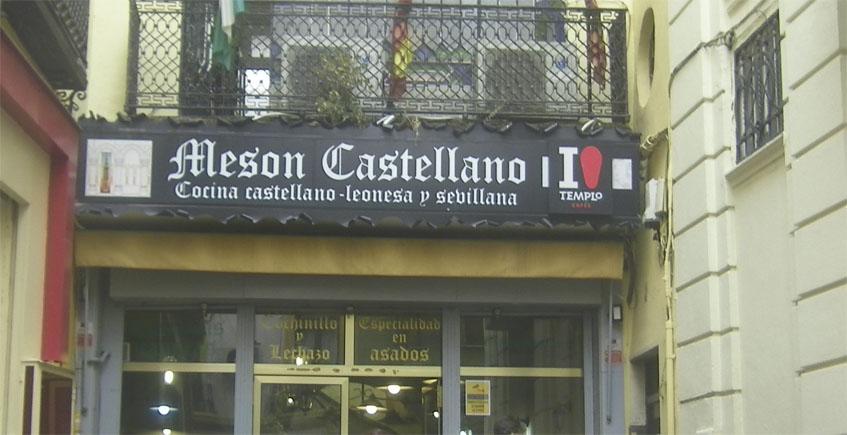 Mesón Castellano Casa de Soria
