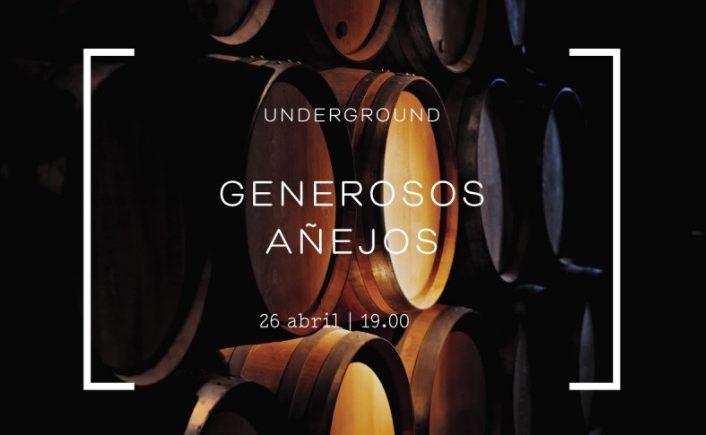 26 de abril. Sevilla. Cata de vinos generosos.