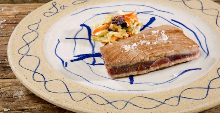 La temporada del atún trae novedades a los restaurantes La Parpatana y La Sal