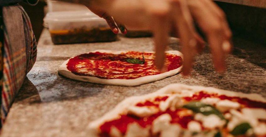 Las pizzas napolitanas de Alimentari