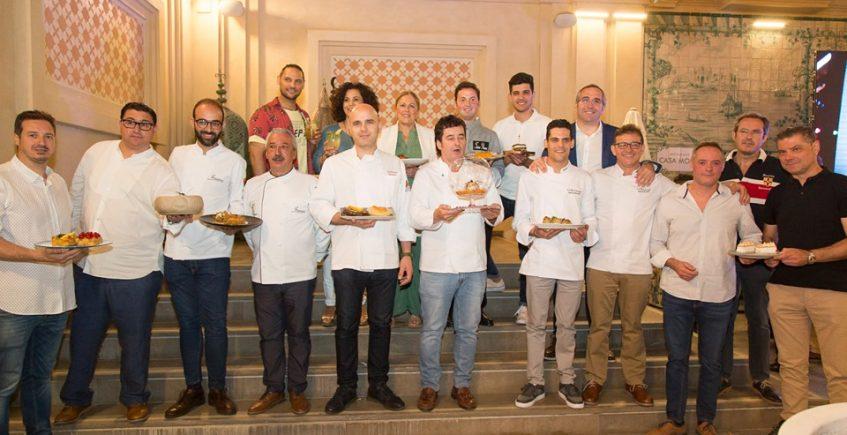 La gala 'Palo, Plato y Compás' presenta las especialidades gastronómicas del Festival de la Mistela de los Palacios