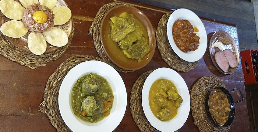 Jornadas culinarias dedicadas al toro bravo en Abacería San Lorenzo. Del 27 al 28 de septiembre. Sevilla.