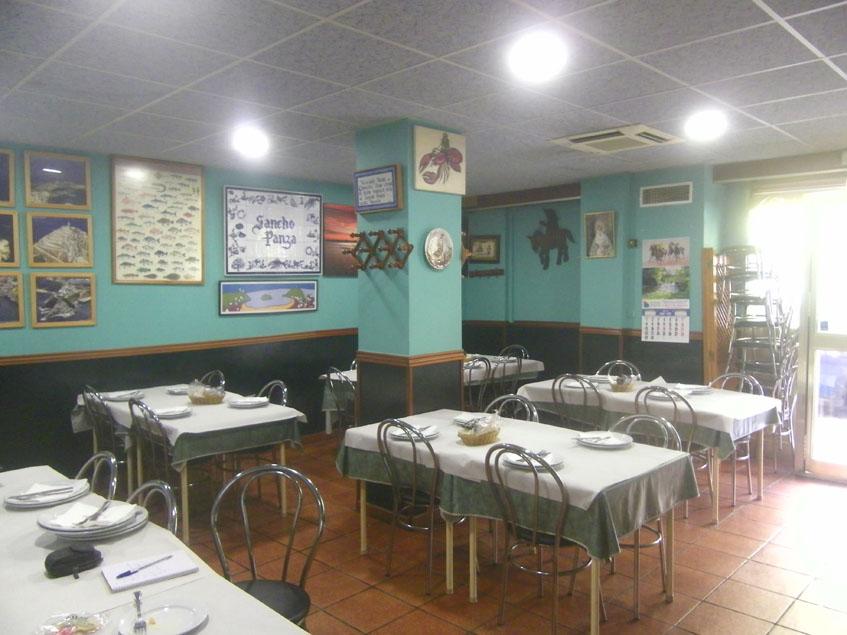 El comedor. Foto: Cosasdecome