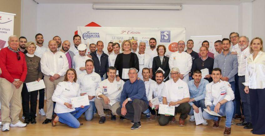 Once panaderos sevillanos, entre la treintena de finalistas andaluces de la Ruta del Buen Pan