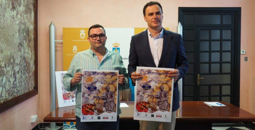 Trece establecimientos participan hasta el día 26 en 'Caracoleando por Lebrija'