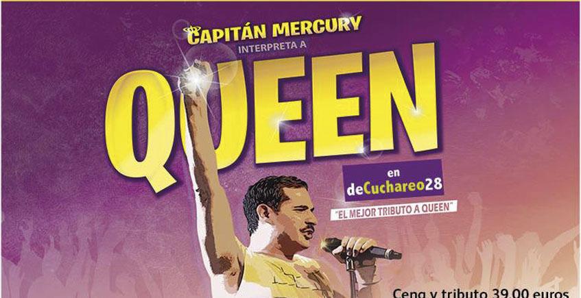 Homenaje a Queen en Decuchareo 28
