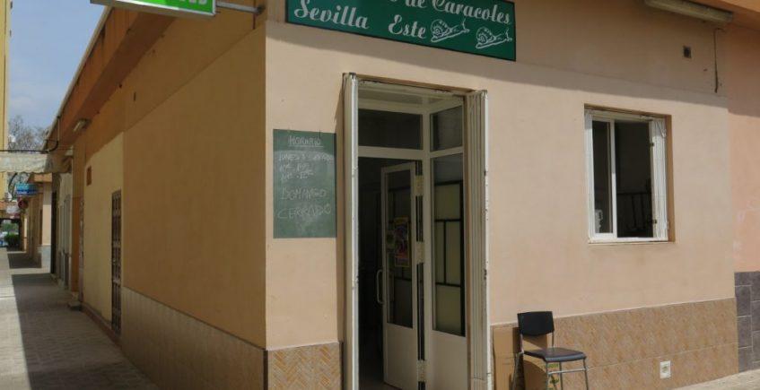 Despacho de caracoles Sevilla Este