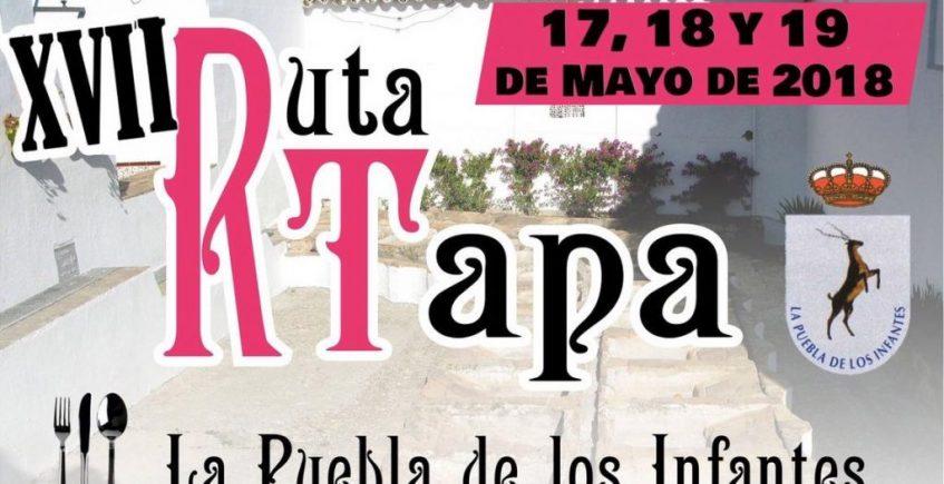 Once establecimientos participan en una nueva edición de la Ruta de la Tapa de la Puebla de los Infantes