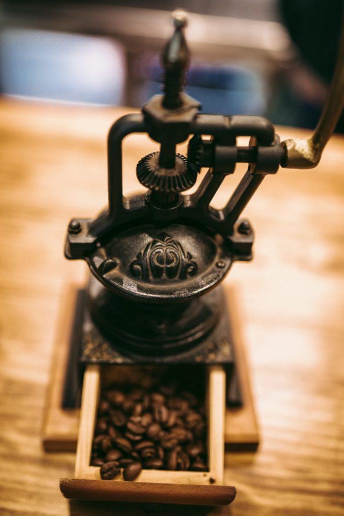 Tomar café molido a granel es una de las opciones del local. Foto cedida por el establecimiento.