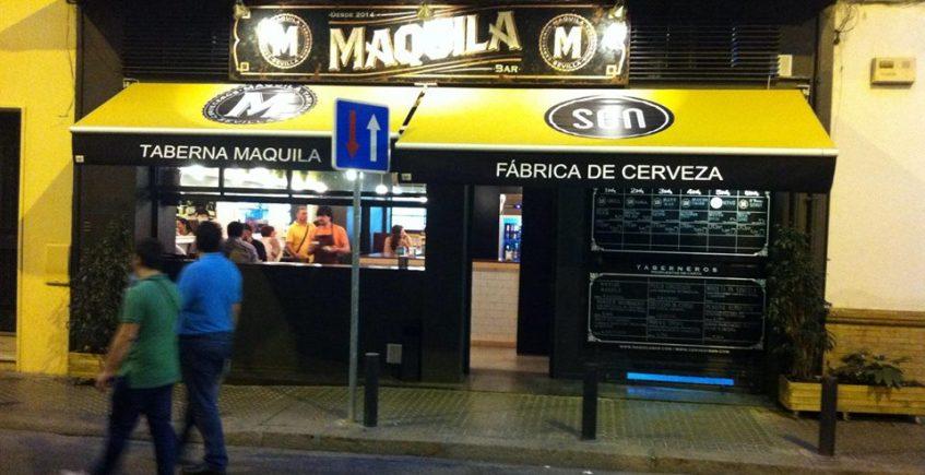 Maquila Bar