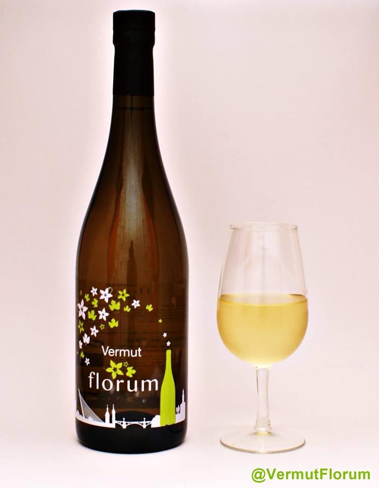 El vermut blanco es una bebida fresca y ligera, incluso con un toque dulce. Foto cedida por Florum.