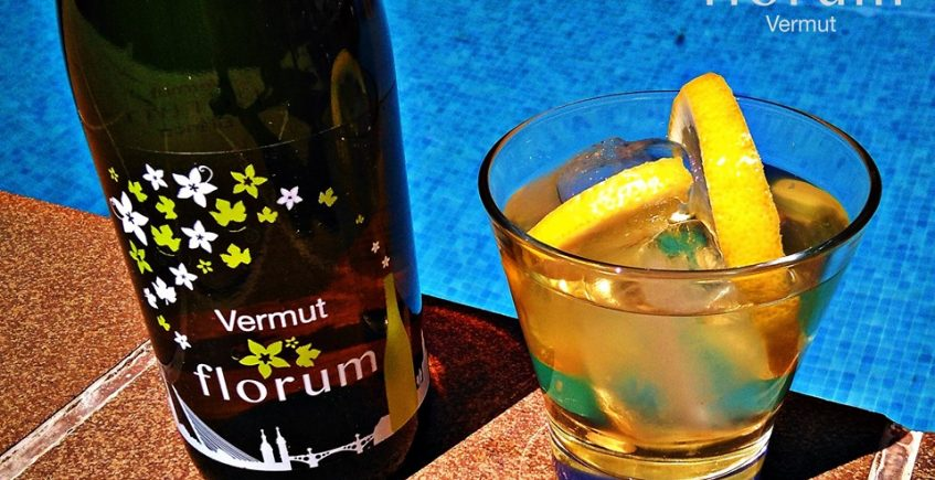 Vermut blanco Florum, único sevillano en su especie