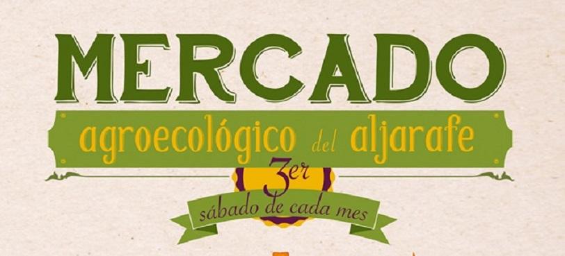 Mercado Agroecológico del Aljarafe. 15 de junio. Bormujos
