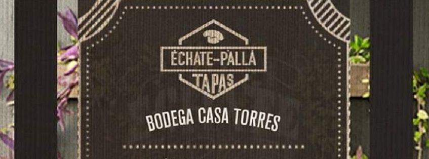Cata de vinos Bodegas Familia Torres. 14 de junio. Los Palacios.