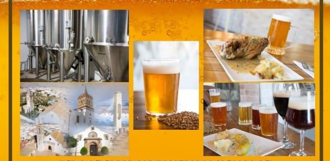 II Feria Estival de la Cerveza Artesana. Del 19 al 23 de junio. Sanlúcar la Mayor