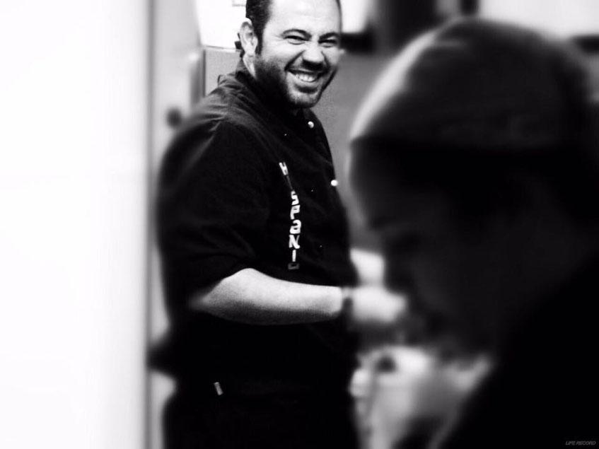 El cocinero Juan Maria Silva. Foto: Cedida por el restaurante Hispania.