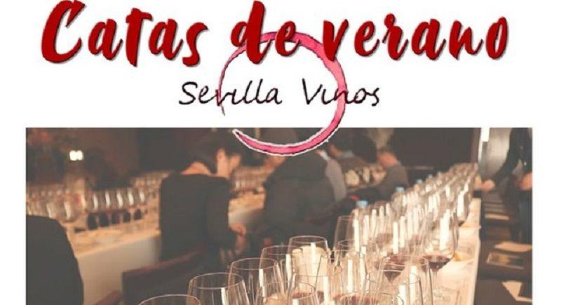 Catas de verano en Sevilla Vinos. Del 27 de junio al 28 de julio. Sevilla.