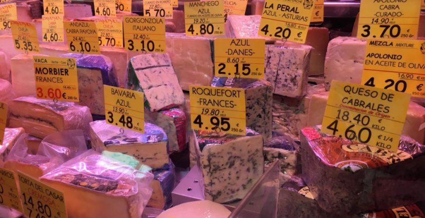 Cuatro de queso