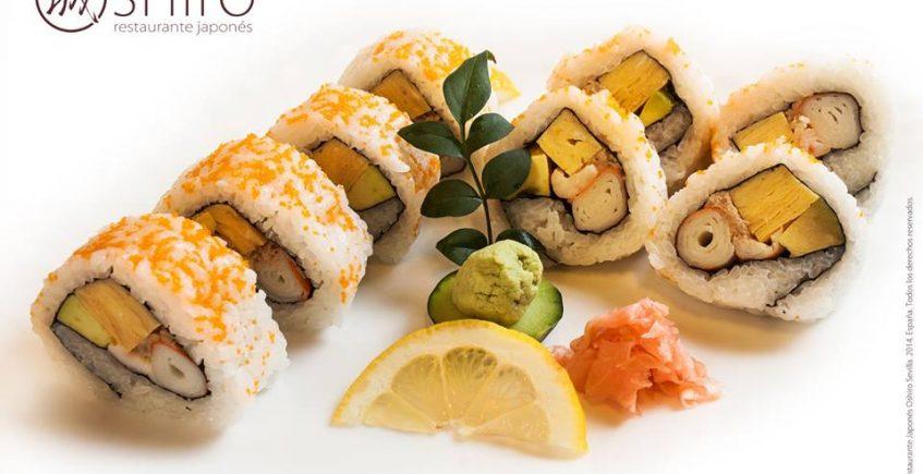 Sushi de Oshiro, los platos serán los mismos en ambos establecimientos. Foto cedida por Oshiro.