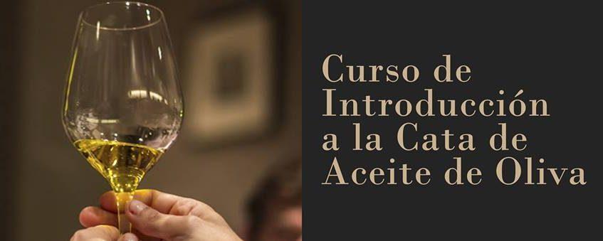 Curso de Introducción a la Cata de Aceite de Oliva Virgen. 5 de septiembre. Sevilla.