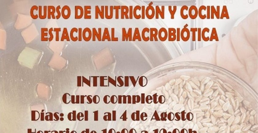 Curso Macrobiótica