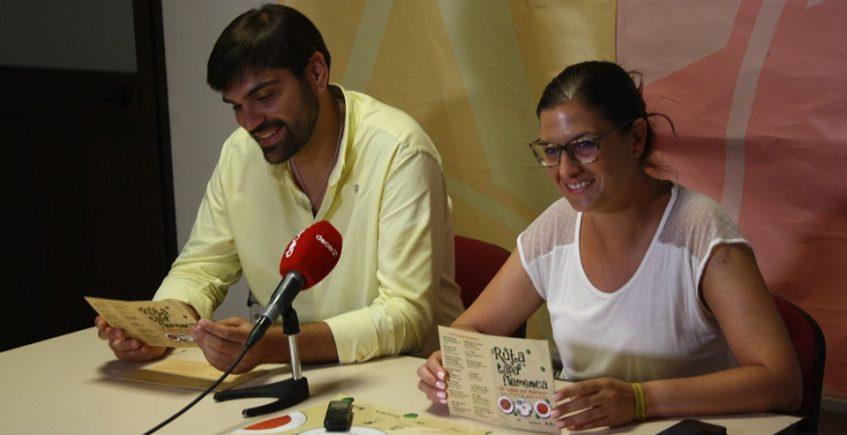 II Ruta de la Tapa Flamenca. Del 15 de julio al 18 de agosto. Mairena del Alcor.