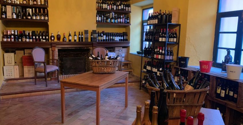 Cata de iniciación en La Vinacería. 17 de enero. Gines
