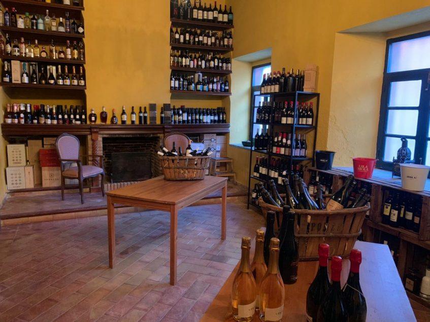 La Vinacería apuesta por los vinos ecológicos y naturales. Foto cedida por el establecimiento.