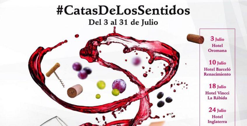 Catas de vinos y quesos de la provincia en varios hoteles de Sevilla