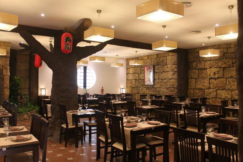 El comedor de Oshiro. Foto: Cedida por el establecimiento