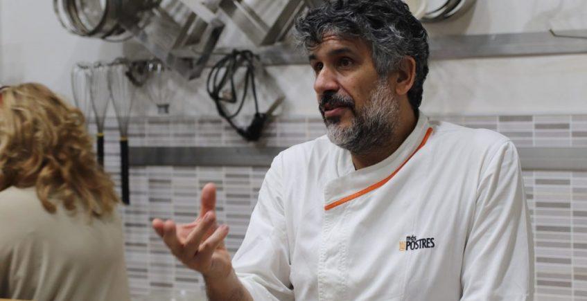 Manu Jara impartirá un curso anual de panadería y repostería a partir de septiembre
