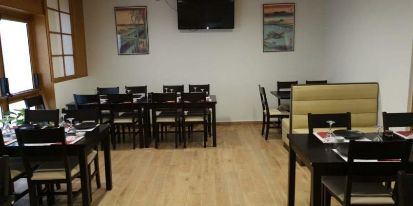El nuevo local cuenta con esta zona a modo de reservado. Foto cedida por el establecimiento.