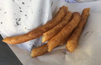 Los churros de los gordos del kiosko de La Macarena