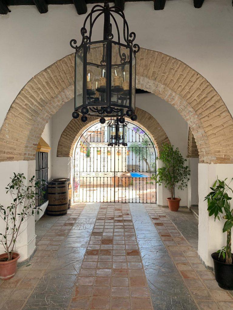 Instalaciones de la Hacienda del Marqués de Torrenueva que podrán ser utilizadas por los miembros del club. Foto cedida por el establecimiento.